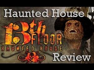 13th floor san antonio haunted house review youtube With 13th floor haunted house review