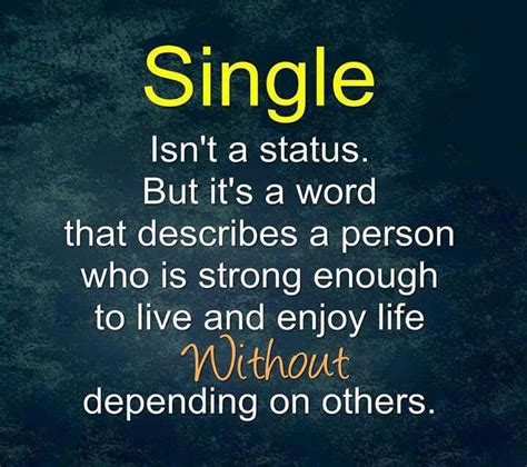Single Love Quotes