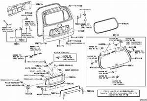 Toyota Land Cruiser Pradogrj150l-gkagkc - Body