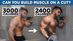 Jeff Nippard  Can You Build Muscle In A Calorie Deficit  Lose Fat In A Surplus