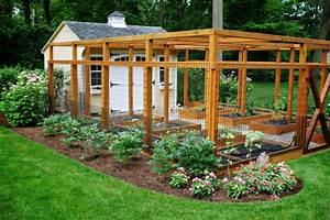 Deer Proof Garden Fence Designs Deer Proof Gardening Keeps Garden Safe And Remains Beautiful