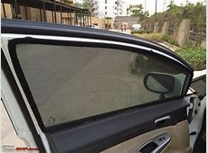 Magnetic Sun Shades for windows An alternative to