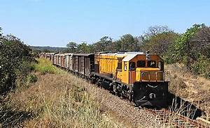 Wheels fall off contract with Zimbabwe's railways | This ...