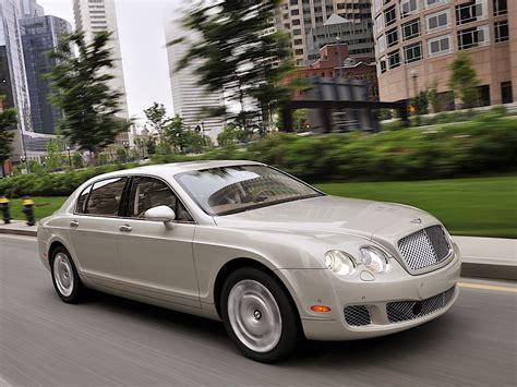 Bentley Continental Flying Spur Specs