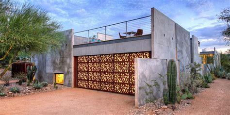 sale  arizona modern desert home  renowned