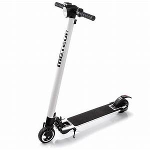 Meteor Electric Scooter Manual White