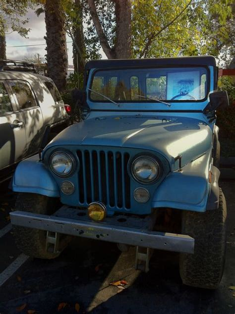 jeep blue and black a blue and black 1980 jeep cj 5 google zoeken random