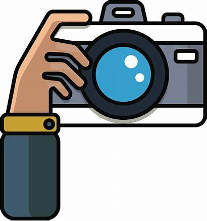 Camera Clipart Transparent Cartoon Background Drawing Cameras