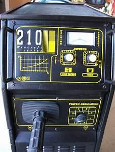 Unimig 240 Procraft Series Manual