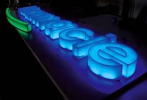 Panneau Lumineux Lettre : signpub lettres en relief ~ Teatrodelosmanantiales.com Idées de Décoration