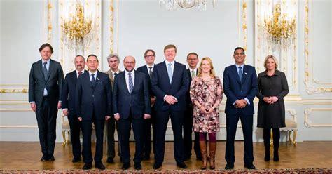 Tweede Kamer Den Haag Bezoeken by Voorzitter En Fractievoorzitters Europees Parlement