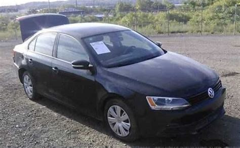 2012 Volkswagen Jetta Parts Car For Sale