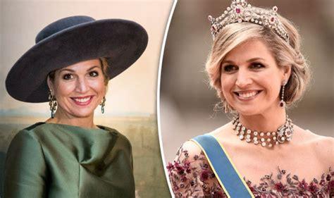 Queen Maxima Pictures Best Photographs The Dutch