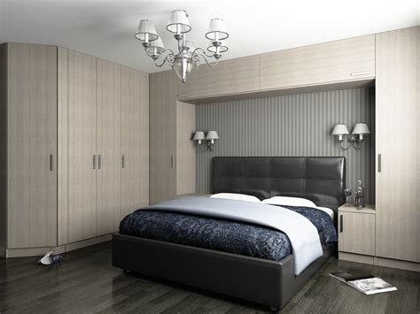 Contemporary Fitted Bedroom Furniture  Raya Furniture