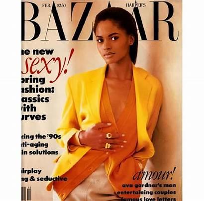 Alexander 1990 90s Karen Harper Bazaar Rolston