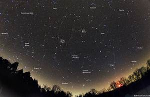 Spring Constellations Rising & Star Colors! | The Universe ...