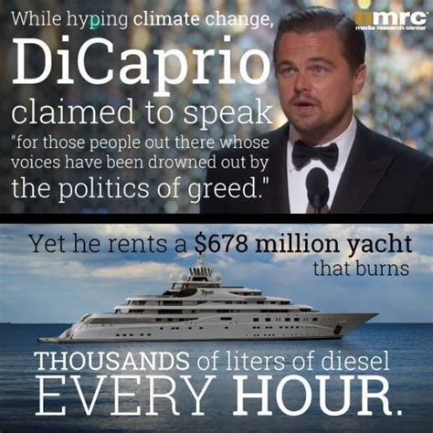 Hollywood Hypocrisy on Climate Change And Greed Exposed [MEME]