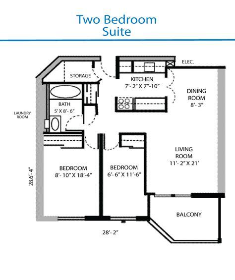 5 bedroom floor plans 2 two bedroom floor plan photos and