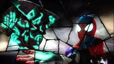 good game stories spider man shattered dimensions