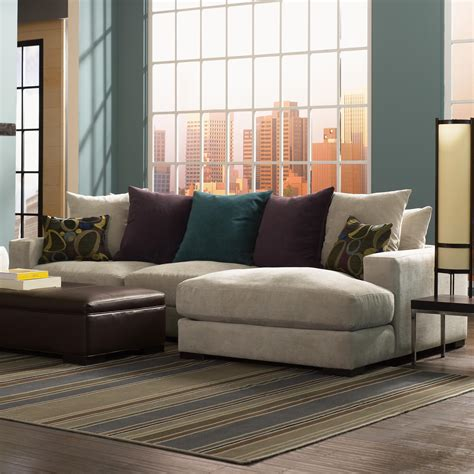 Jonathan Louis Lombardy Sofa by Jonathan Louis Lombardy Contemporary Sectional Sofa With