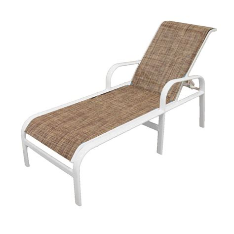 outdoor lounge chaise marco island white grade aluminum outdoor patio