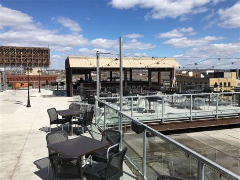 a sneak peek at ox cart ale house s rooftop patio