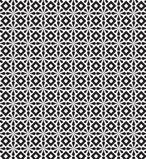 simple free abstract black and white pattern vector patterns