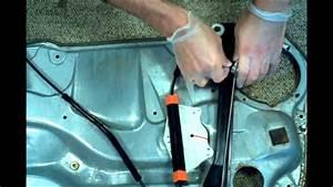 Volkswagen Golf Jetta Mk4 Bora Window Regulator Reparation