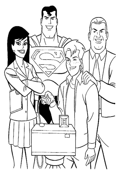 superman colorier superman gifs animes