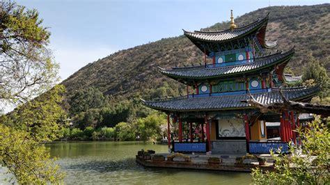 Heilongtan Park and Black Dragon Pool : Old Lijiang Yunnan ...
