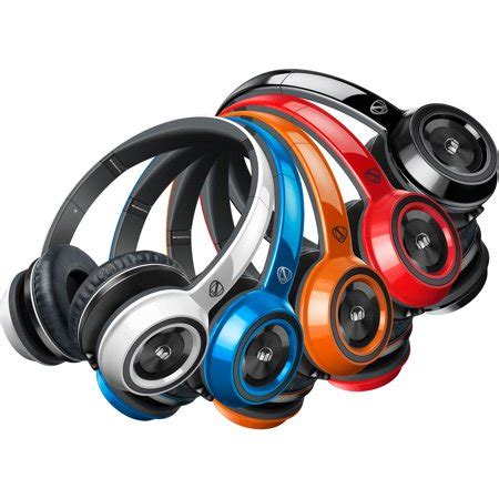 Monster Ncredible Ntune Onear Headphones V2 Collection