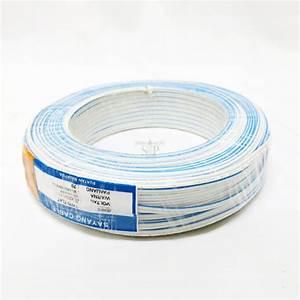Sayang 23  0 14 X 2 Core Blue White Pvc Insulated Non
