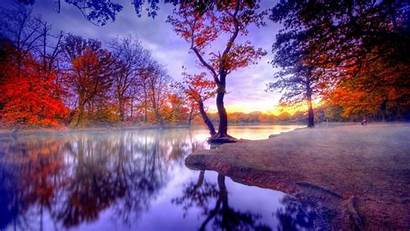 Autumn Landscape Landscapes Wallpapers Fall Desktop 1080p