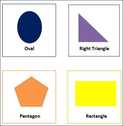 shapes flash cards  preschool learning