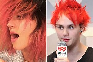 Katy Perry vs. Michael Clifford: Whose Fiery Red Hair Do ...