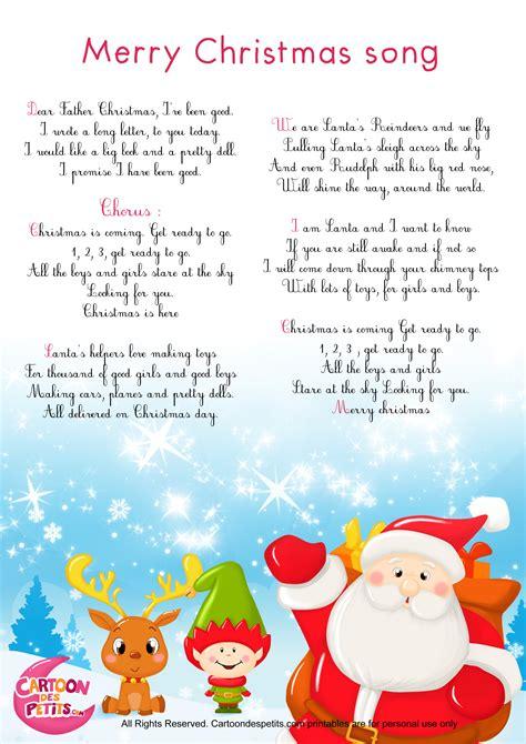 Monde Des Petits  Merry Christmas Song