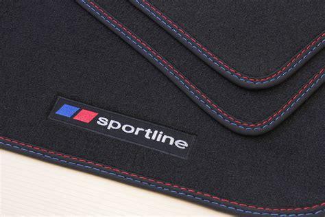 sportline floor mats for bmw 1 series e87 5 door from