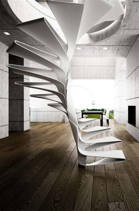 Escalier Design  Une Sélection De 40 Modèles D'escalier
