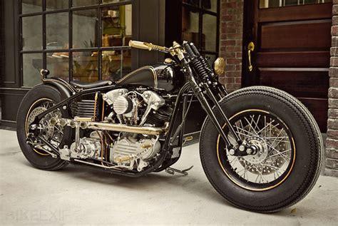 Rough Crafts X Zero Harley Knucklehead