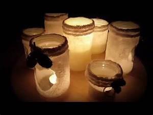 Windlichter Selber Machen : windlichter aus salz selber machen weihnachtsdeko ~ Lizthompson.info Haus und Dekorationen