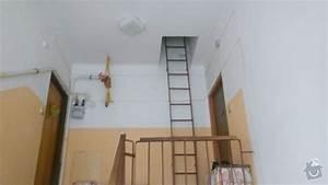 Elektromontážní práce v bytovém domě
