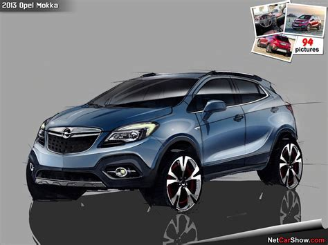 Photo Of A Car Opel Mokka Wallpapers And Images