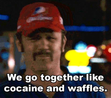 talladega nights quotes waffles recipe