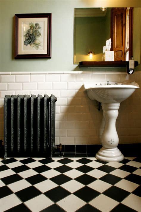 black and white floor tile 21 black and white bathroom floor tiles ideas