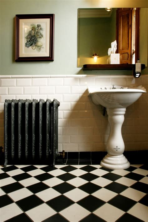 white and black tiles for bathroom 21 black and white bathroom floor tiles ideas 25867