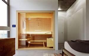 Holz Für Sauna : holz sauna mit glasfenstern f r hotels idfdesign ~ Eleganceandgraceweddings.com Haus und Dekorationen