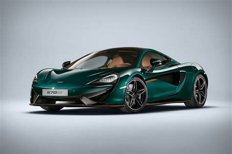 Green Cars by Mclaren 570gt Xp Green Edition Uncrate