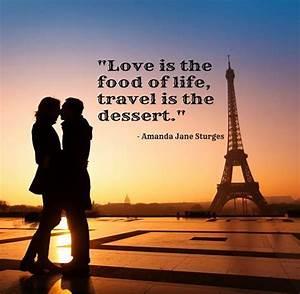 Best 20+ Desser... Love Travel Quotes