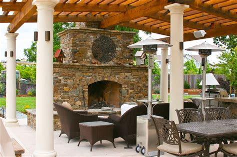 patios ideas the house decorating