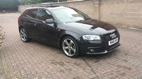 used 2011 audi a3 tdi s line special edition for sale in west midlands pistonheads